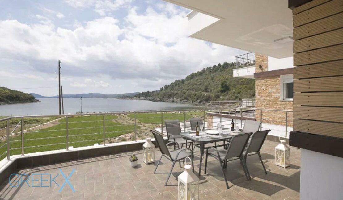 Seafront Villa Sithonia Halkidiki, Near Porto Carras 16