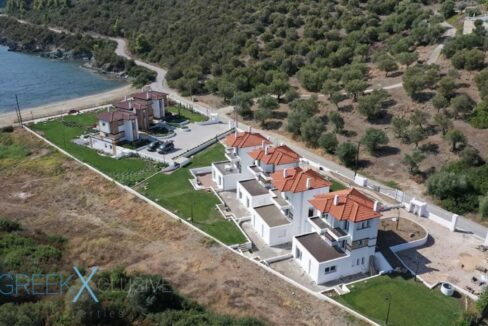Seafront Villa Sithonia Halkidiki, Near Porto Carras 17