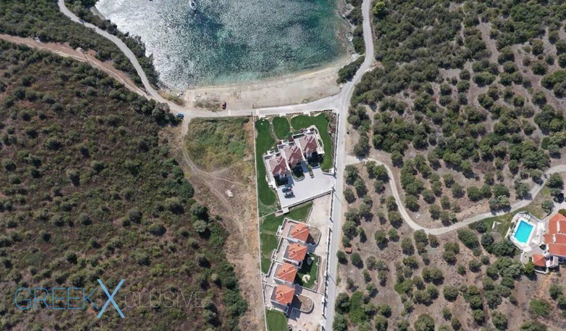 Seafront Villa Sithonia Halkidiki, Near Porto Carras 19