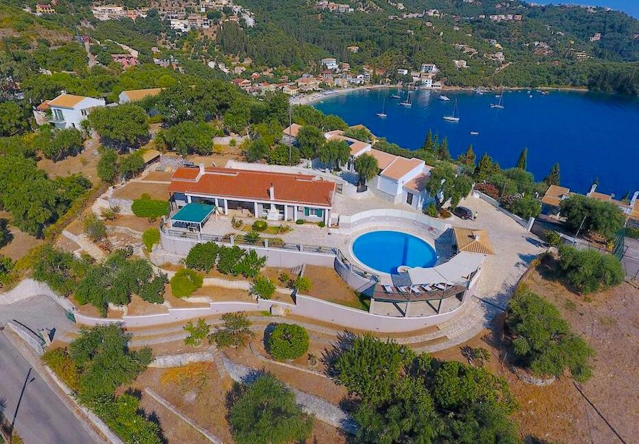 Seafront Villa in Corfu, near Kassiopi, Corfu Homes for Sale