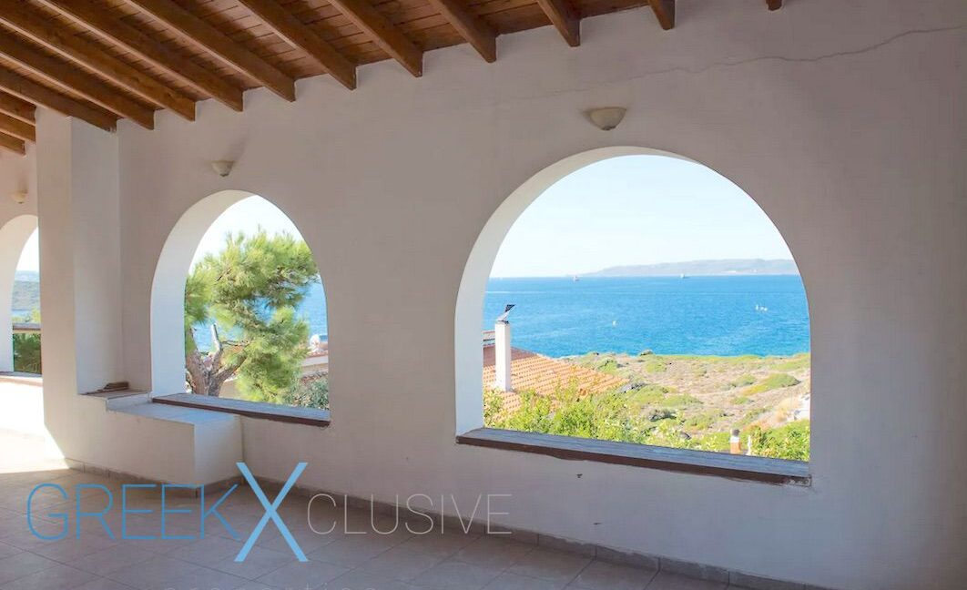 Seafront Villa in Lavrio Athens, West Attica, Seafront Villas Athens for Sale 14