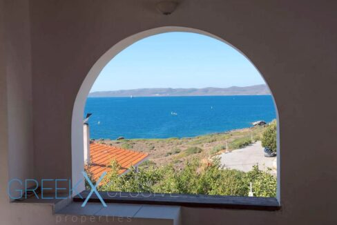 Seafront Villa in Lavrio Athens, West Attica, Seafront Villas Athens for Sale 23