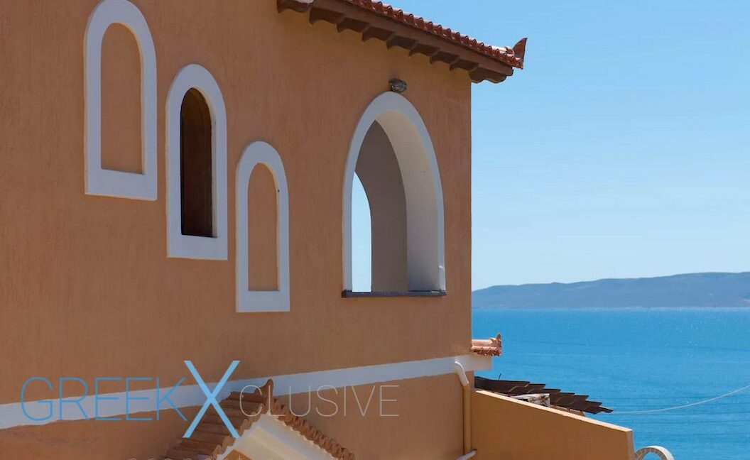 Seafront Villa in Lavrio Athens, West Attica, Seafront Villas Athens for Sale 27
