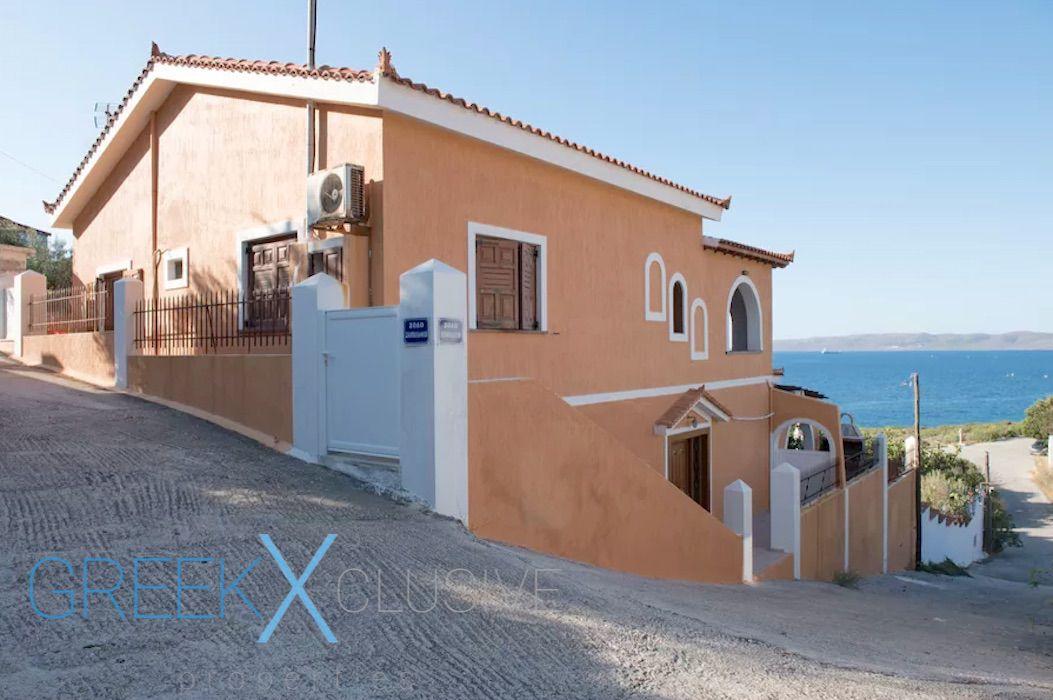 Seafront Villa in Lavrio Athens, West Attica