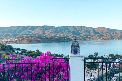 Seaview Villa poros Island, Near Athens, Greek Island Property for sale 10