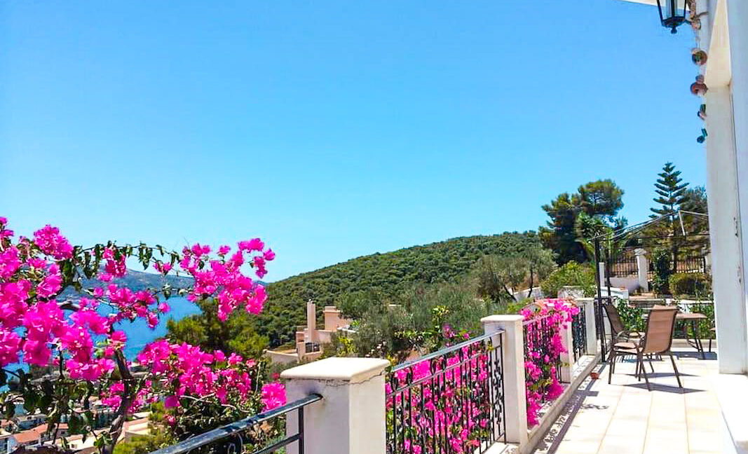 Seaview Villa poros Island, Near Athens, Greek Island Property for sale 12