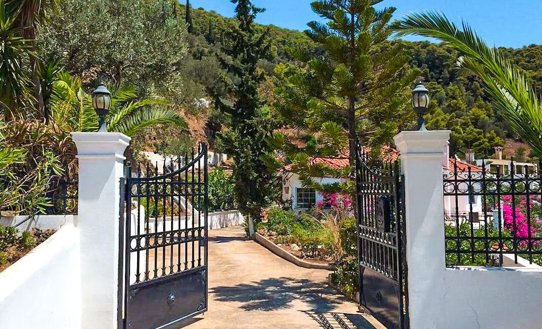 Seaview Villa poros Island, Near Athens, Greek Island Property for sale 13