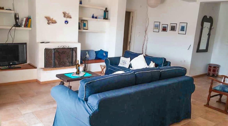 Seaview Villa poros Island, Near Athens, Greek Island Property for sale 17