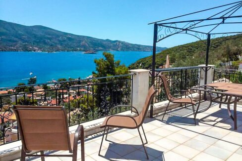Seaview Villa poros Island, Near Athens, Greek Island Property for sale 3