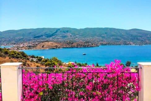 Seaview Villa poros Island, Near Athens, Greek Island Property for sale 8