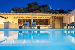 Villa In Mykonos Tourlos, Mykonos Luxury Estates