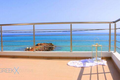 Villa at the Beach in Gouves Heraklio, Seafront Villa Crete 10