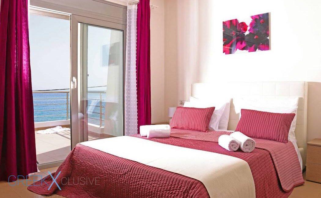 Villa at the Beach in Gouves Heraklio, Seafront Villa Crete 13