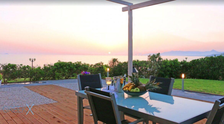 Villa at the Beach in Gouves Heraklio, Seafront Villa Crete 18