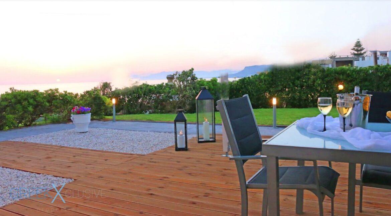 Villa at the Beach in Gouves Heraklio, Seafront Villa Crete 19