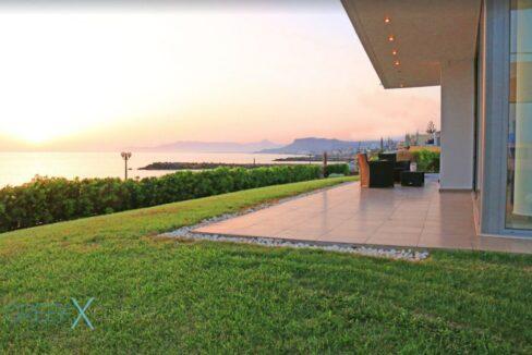 Villa at the Beach in Gouves Heraklio, Seafront Villa Crete 20