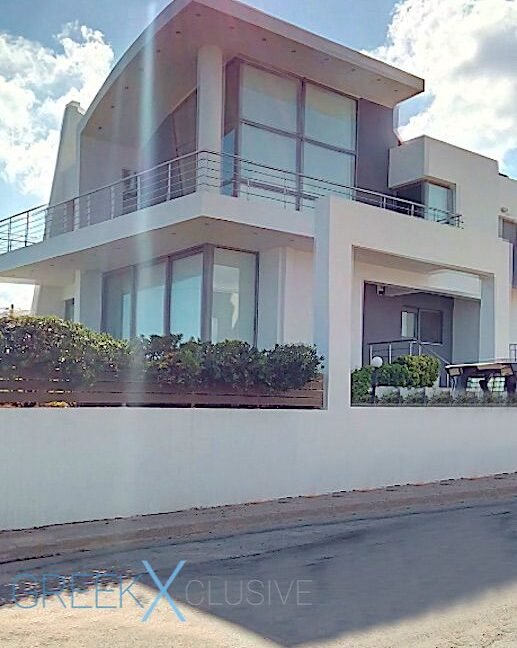 Villa at the Beach in Gouves Heraklio, Seafront Villa Crete 21