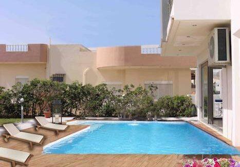 Villa at the Beach in Gouves Heraklio, Seafront Villa Crete 3