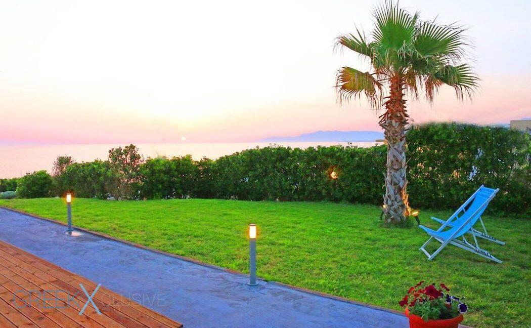 Villa at the Beach in Gouves Heraklio, Seafront Villa Crete 7