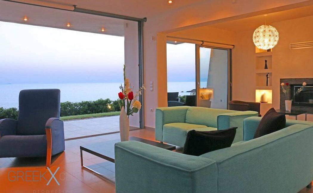 Villa at the Beach in Gouves Heraklio, Seafront Villa Crete 9