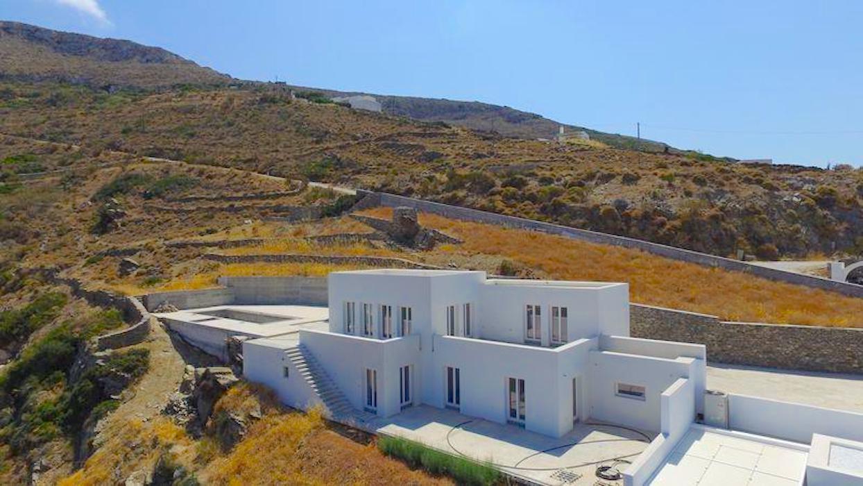 Under Development Villa for Sale Paros Greece