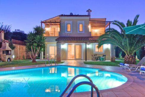 Villa for sale in Gerani Rethymnon, Houses for Sale Crete