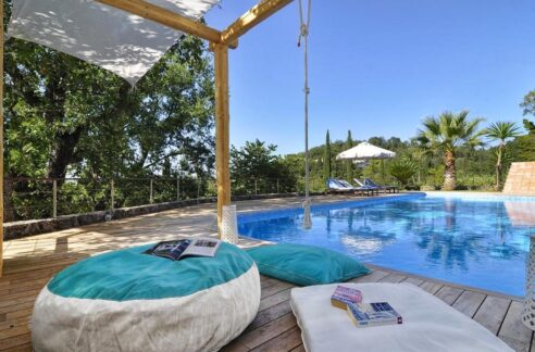 Villa in Corfu Island Greece, Corfu Luxury Home for sale