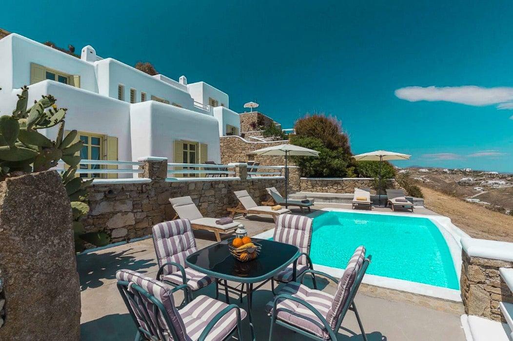 New Villa in Mykonos