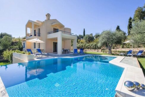 Villa in North Gouvia in Corfu, Corfu Home