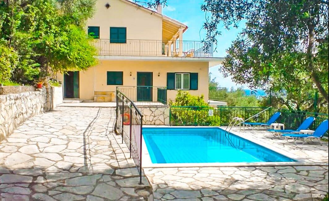 Villa with Sea view Corfu Greece, Corfu Homes for Sale