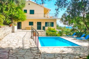 Villa with Sea view Corfu Greece, Corfu Homes for Sale