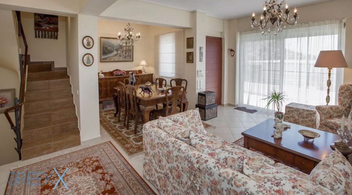 Villas at Lagonisi South Athens, Villas with Sea View in Athens for Sale 14