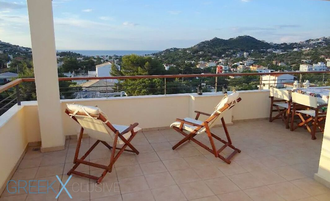 Villas at Lagonisi South Athens, Villas with Sea View in Athens for Sale 17