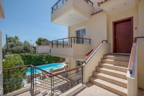 Villas at Lagonisi South Athens, Villas with Sea View in Athens for Sale 20