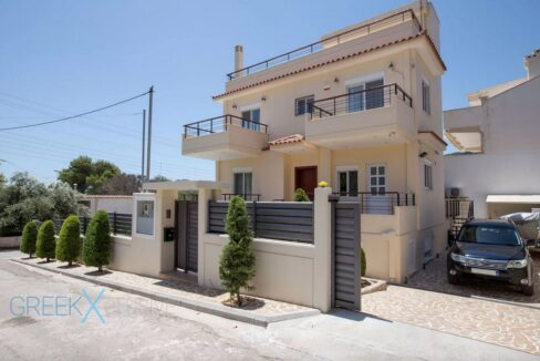 Villas at Lagonisi South Athens, Villas with Sea View in Athens for Sale 21