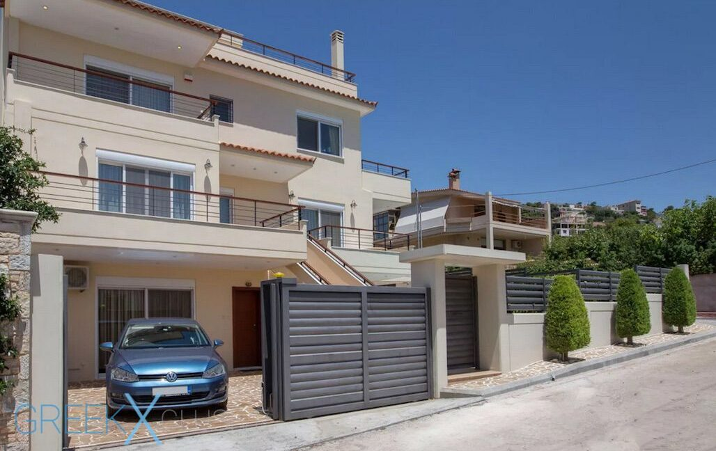 Villas at Lagonisi South Athens, Villas with Sea View in Athens for Sale 22