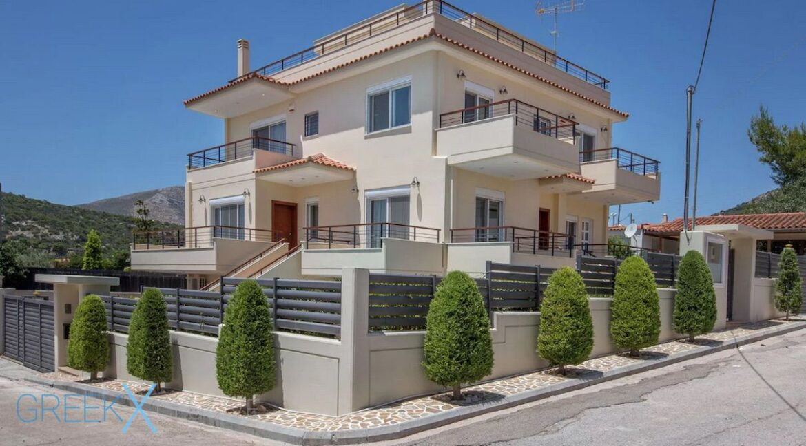 Villas at Lagonisi South Athens, Villas with Sea View in Athens for Sale 23