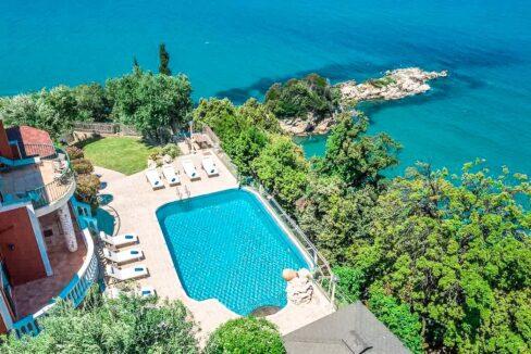 Beachfront Villa in Corfu for sale, Corfu Homes for sale