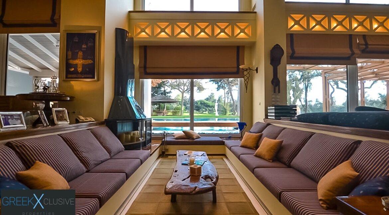 Mansion Glyfada Golf Athens, Glyfada Athens Villa for sale 19