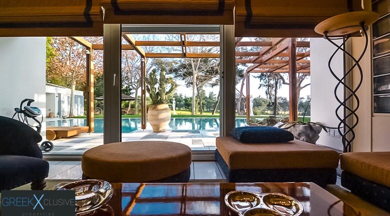Mansion Glyfada Golf Athens, Glyfada Athens Villa for sale 21
