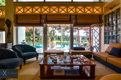 Mansion Glyfada Golf Athens, Glyfada Athens Villa for sale 23
