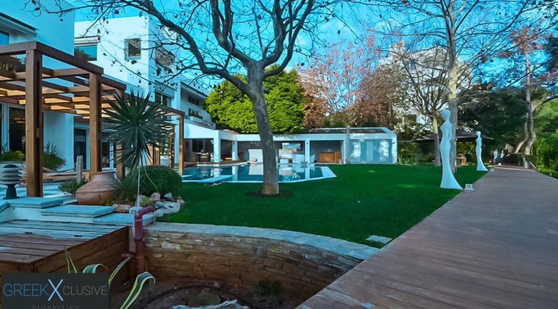 Mansion Glyfada Golf Athens, Glyfada Athens Villa for sale 29