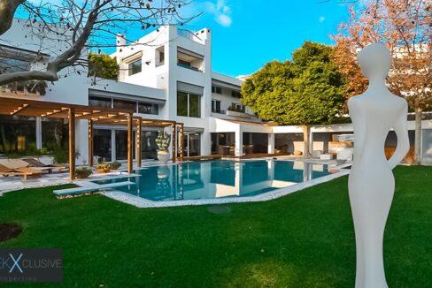 Mansion Glyfada Golf Athens, Glyfada Athens Villa for sale 30