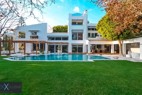 Mansion Glyfada Golf Athens, Glyfada Athens Villa for sale 31