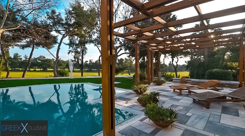 Mansion Glyfada Golf Athens, Glyfada Athens Villa for sale 32