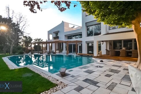Mansion Glyfada Golf Athens, Glyfada Athens Villa for sale 34
