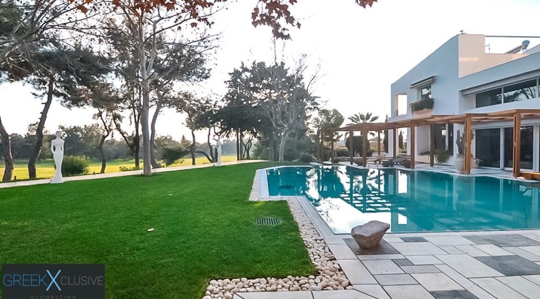 Mansion Glyfada Golf Athens, Glyfada Athens Villa for sale 35