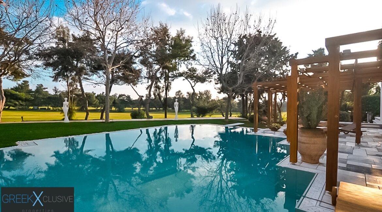 Mansion Glyfada Golf Athens, Glyfada Athens Villa for sale 36