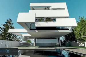 Modern Villa for Sale in Athens Riviera, Lagonisi