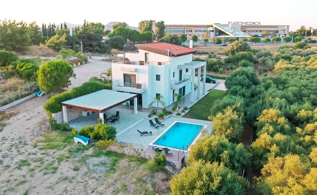 New Villa in Rhodes for sale, Rodos Properties